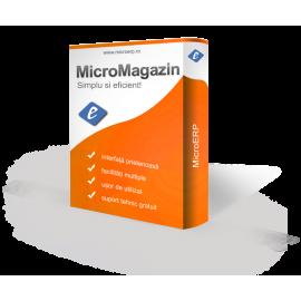 Soft gestiune magazin MicroMagazin - Basic